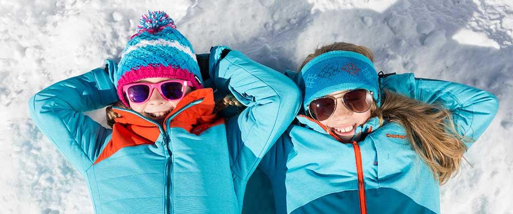 Skibekleidung Strubel Sport Lenk