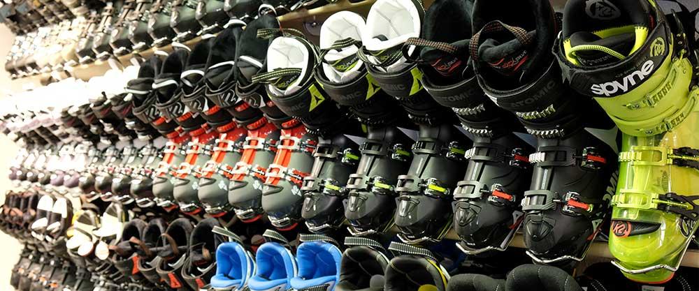 Strubel Sport Lenk Auswahl Skischuhe Bootfitting
