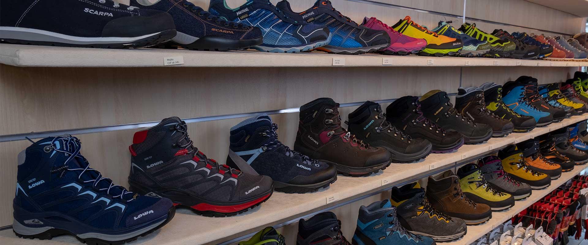 Schuhe-Strubelsport-Lenk