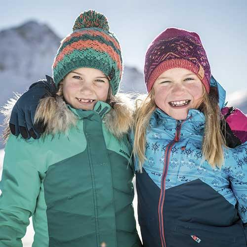Skikleider von Ziener für Kinder