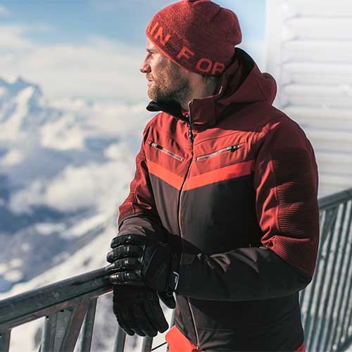 Mountain Force bei Strubel Sport Lenk