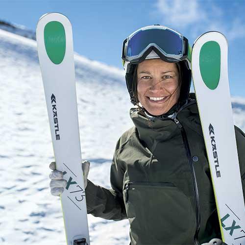 Kästele Ski mieten bei Strubel Sport
