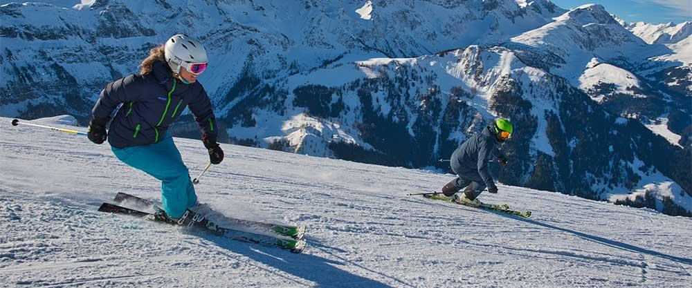 Ski-und Snowboard-Testwochenende 2018