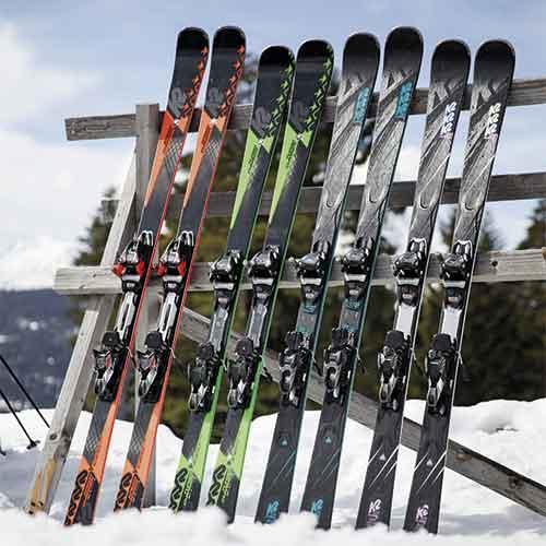 K2 Ski bei Strubel Sport Lenk