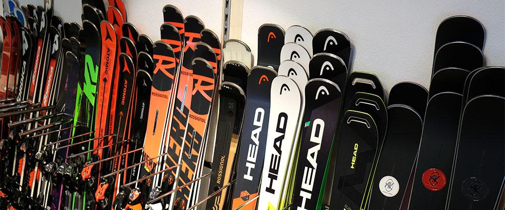 Ski kaufen in Lenk bei Strubel Sport