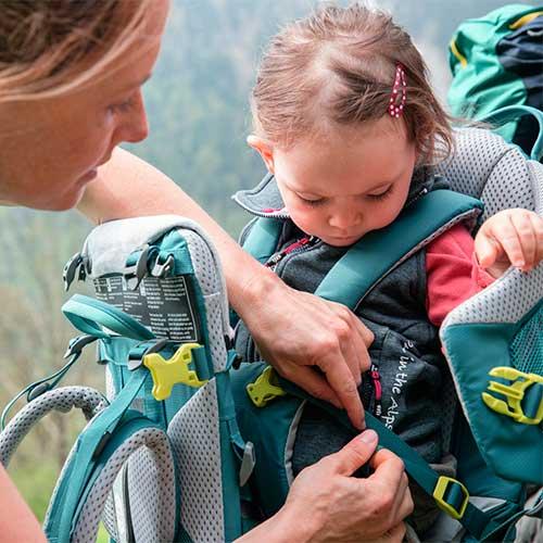 Rucksack für Kind