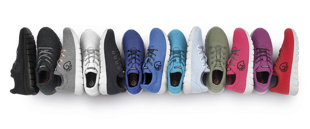 Strubel Sport für Schuhe von Giesswein