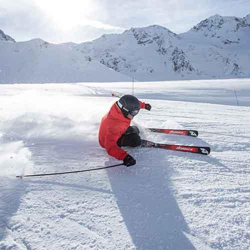 Ski mieten Lenk, Nordica